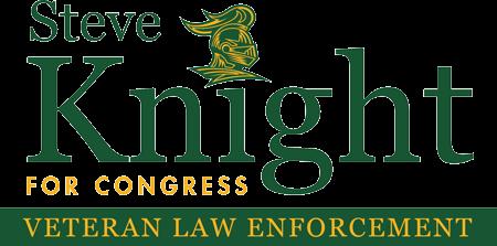 Steve Knight for Congress Logo
